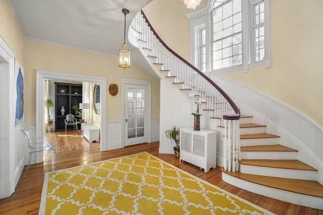 11 Wayne St, Boston, MA 02121 (MLS #72792168) :: The Duffy Home Selling Team
