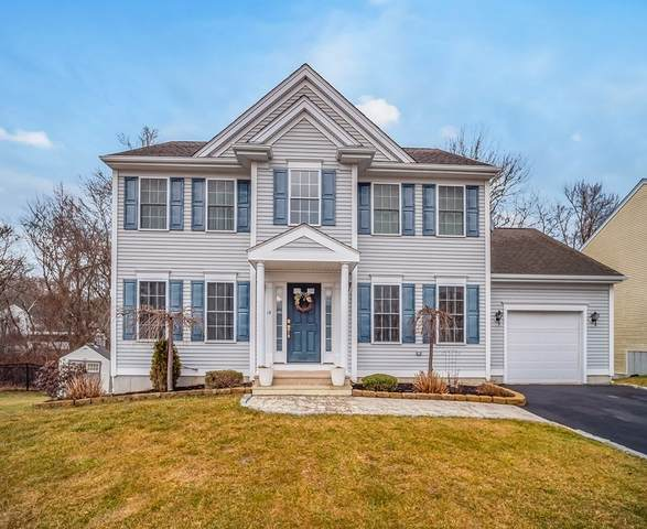 14 Schooner Ct, New Bedford, MA 02745 (MLS #72792236) :: The Gillach Group