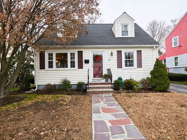 15 Chilton Park, Milton, MA 02186 (MLS #72792238) :: Dot Collection at Access