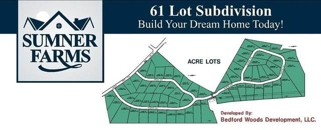 43 Fieldstone Lane, Billerica, MA 01821 (MLS #72792244) :: Team Roso-RE/MAX Vantage