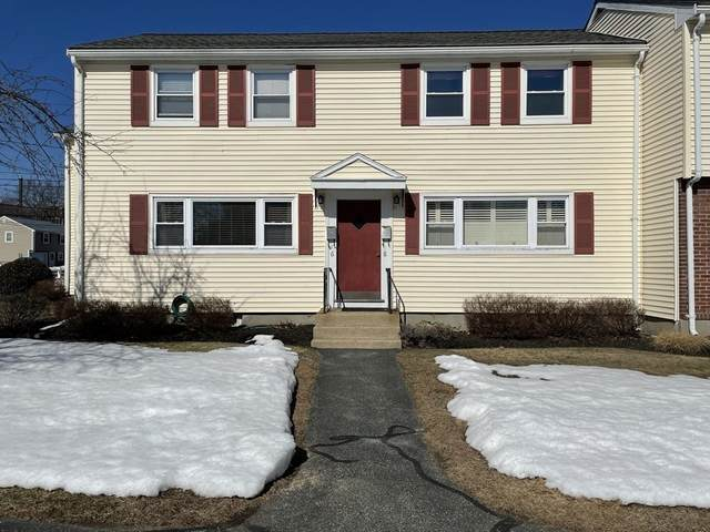 6 Prescott St #6, Framingham, MA 01702 (MLS #72792247) :: The Duffy Home Selling Team