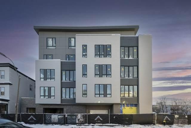 287 Maverick #502, Boston, MA 02128 (MLS #72792269) :: Westcott Properties