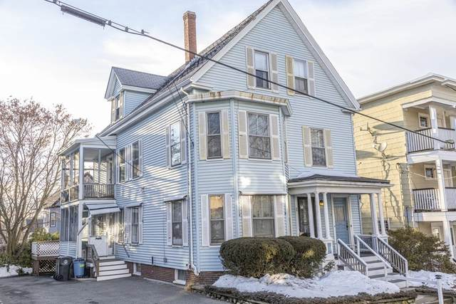 9-11 Abbott St, Haverhill, MA 01835 (MLS #72792299) :: The Duffy Home Selling Team