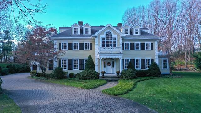 945 Brush Hill Road, Milton, MA 02186 (MLS #72792351) :: Dot Collection at Access
