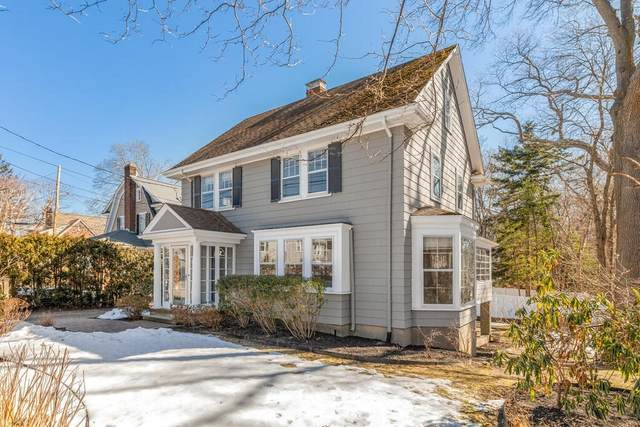 374 Eliot St, Milton, MA 02186 (MLS #72792355) :: Dot Collection at Access