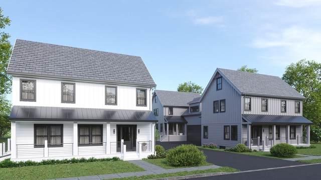 115 Summer Street #1, Waltham, MA 02452 (MLS #72792358) :: East Group, Engel & Völkers