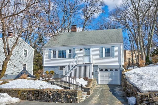 31 Heard Road, Arlington, MA 02474 (MLS #72792377) :: East Group, Engel & Völkers