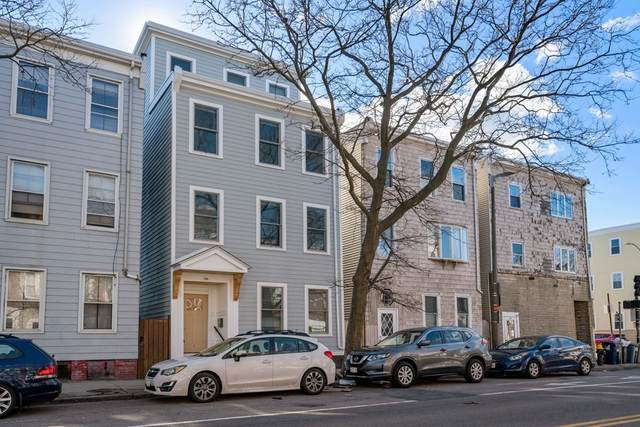 245 Chelsea Street, Boston, MA 02128 (MLS #72792470) :: Dot Collection at Access