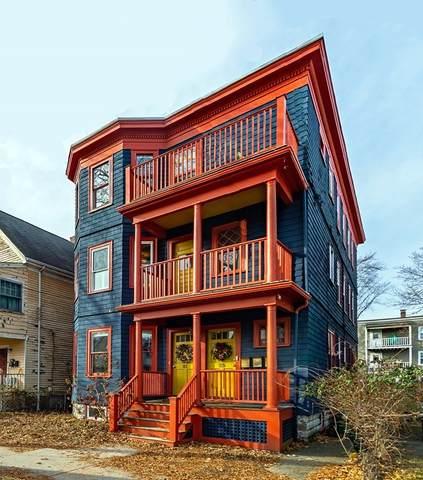 23 Cameron Avenue #2, Cambridge, MA 02140 (MLS #72792482) :: Westcott Properties