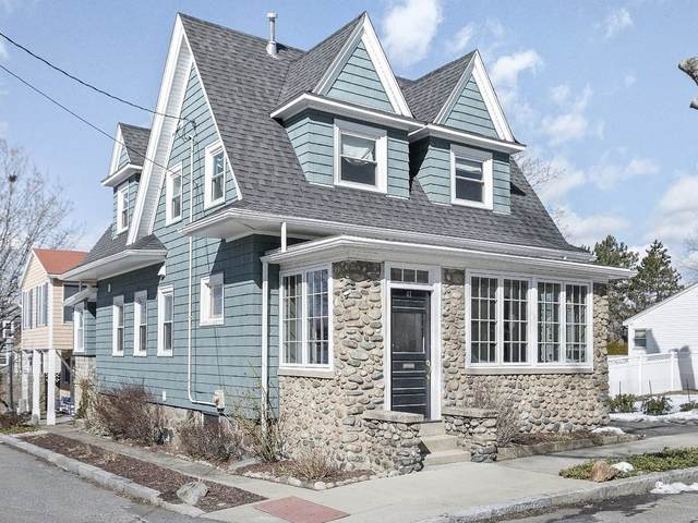 41 Prospect Street, Watertown, MA 02472 (MLS #72792495) :: East Group, Engel & Völkers