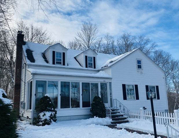 66 Hillview Ave, North Smithfield, RI 02896 (MLS #72792599) :: Westcott Properties