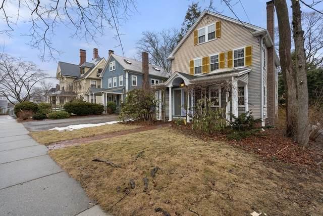 7 Walnut Avenue, Cambridge, MA 02140 (MLS #72792600) :: revolv