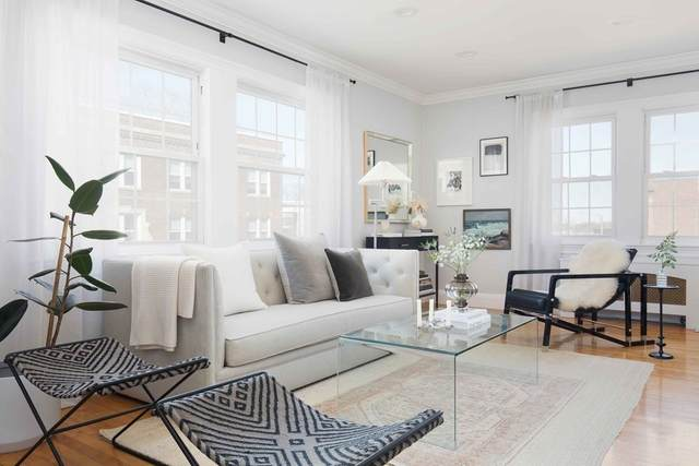 440 Adams Street #3, Boston, MA 02122 (MLS #72792609) :: The Duffy Home Selling Team