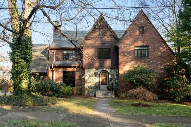 225 Waban Avenue, Newton, MA 02468 (MLS #72792624) :: The Duffy Home Selling Team