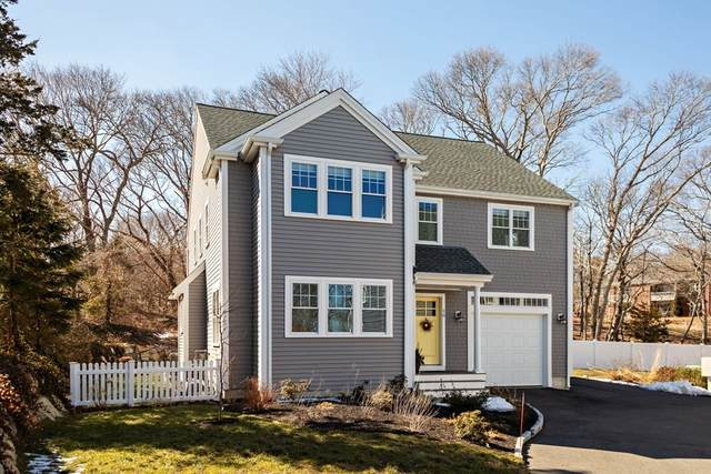 16 Atlantic Avenue #16, Plymouth, MA 02360 (MLS #72792646) :: The Duffy Home Selling Team