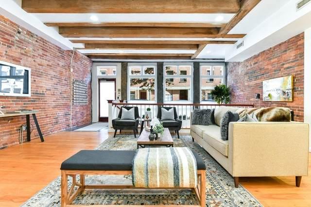 100 Fulton St 1D, Boston, MA 02109 (MLS #72792650) :: The Duffy Home Selling Team