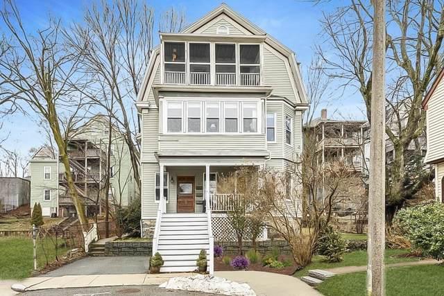 36 Tappan Street #1, Boston, MA 02131 (MLS #72792665) :: Conway Cityside