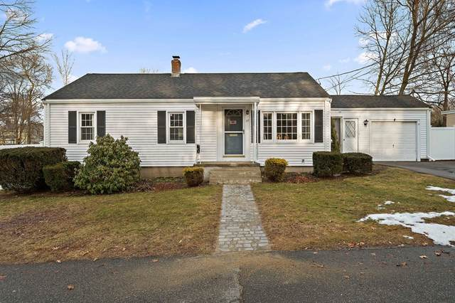 27 Saning Rd, Weymouth, MA 02191 (MLS #72792771) :: The Gillach Group
