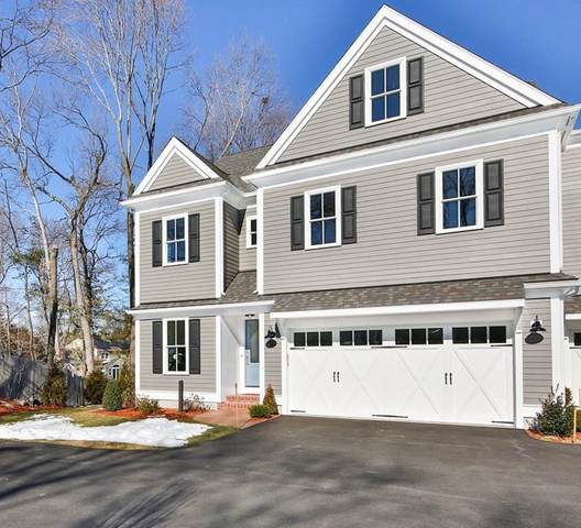 97 Bedford Street #97, Lexington, MA 02420 (MLS #72792775) :: Charlesgate Realty Group