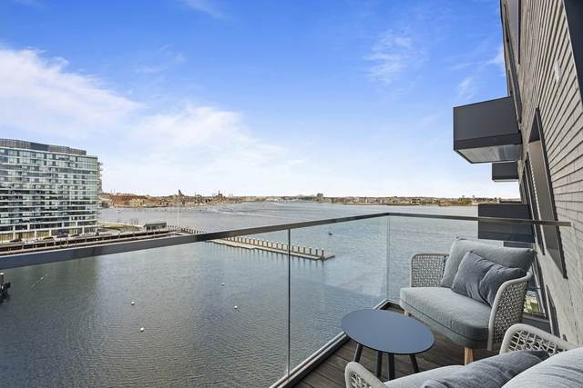 300 Pier 4 Blvd 8B, Boston, MA 02210 (MLS #72792778) :: Conway Cityside