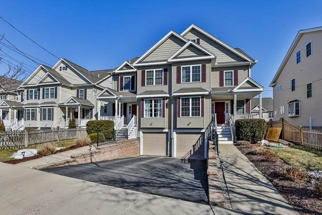 95 4th St #1, Medford, MA 02155 (MLS #72792805) :: EXIT Cape Realty