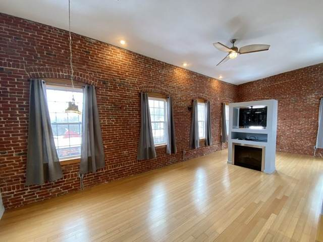 1511 Main St Cph6, Worcester, MA 01603 (MLS #72792809) :: The Gillach Group