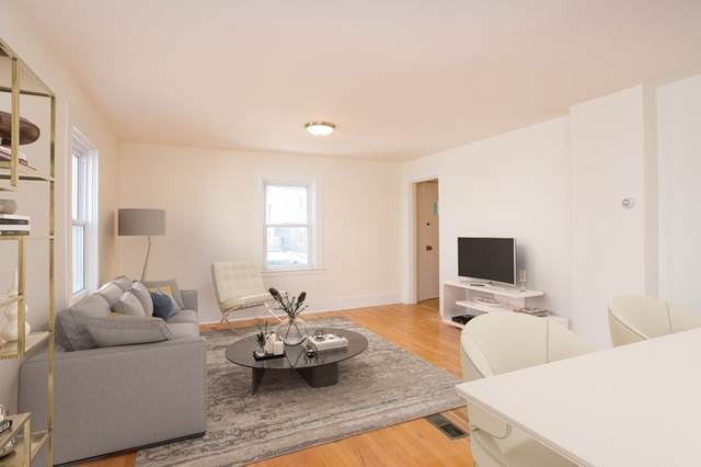 108 Litchfield St #108, Boston, MA 02135 (MLS #72792828) :: The Gillach Group