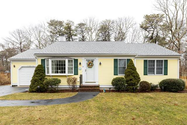 31 Westerly Dr, Sandwich, MA 02537 (MLS #72792829) :: Cape Cod and Islands Beach Properties
