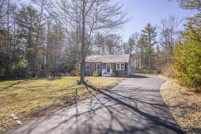 101 Rocky Meadow, Middleboro, MA 02346 (MLS #72792835) :: Cape Cod and Islands Beach Properties