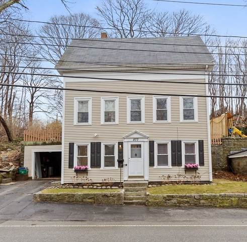 877 Washington St, Gloucester, MA 01930 (MLS #72792848) :: The Duffy Home Selling Team