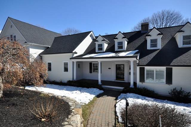 36 Pleasant View Road, Arlington, MA 02476 (MLS #72792901) :: East Group, Engel & Völkers