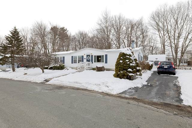 88 Leisurewooods Drive, Rockland, MA 02370 (MLS #72792920) :: Revolution Realty