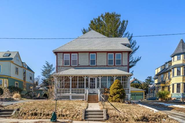 66 Alban St, Boston, MA 02124 (MLS #72792940) :: Westcott Properties