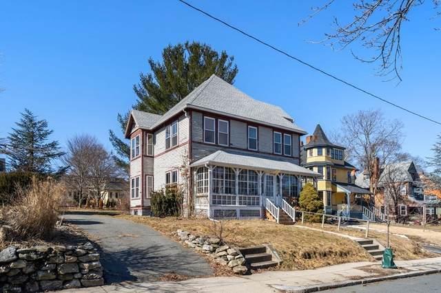 66 Alban St, Boston, MA 02124 (MLS #72792955) :: Westcott Properties