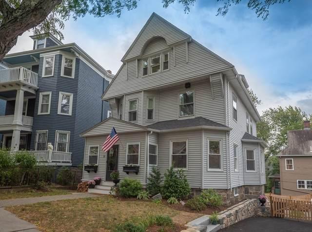25 Walton St, Boston, MA 02124 (MLS #72792974) :: Westcott Properties