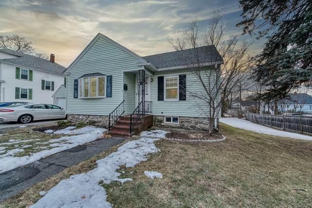 7 Barker St, Methuen, MA 01844 (MLS #72792983) :: Westcott Properties