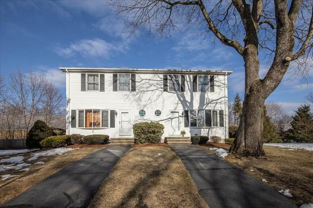 32 Northwoods Cir #32, Woburn, MA 01801 (MLS #72792985) :: The Duffy Home Selling Team