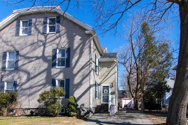 37 Swanton St #1, Winchester, MA 01890 (MLS #72792986) :: Westcott Properties