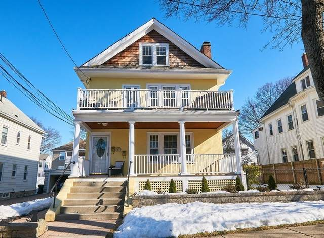 46 Hall Ave #2, Watertown, MA 02472 (MLS #72793007) :: East Group, Engel & Völkers