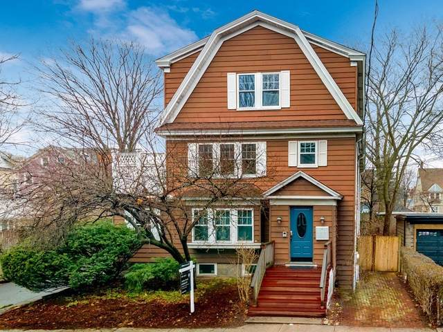109 Rockview Street #2, Boston, MA 02130 (MLS #72793008) :: Re/Max Patriot Realty