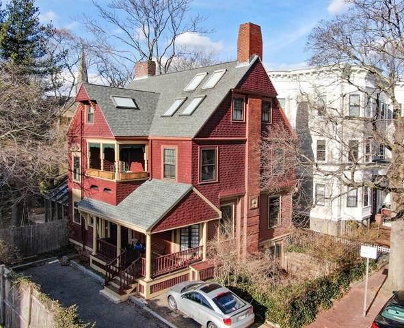 11 Trowbridge Street, Cambridge, MA 02138 (MLS #72793048) :: The Duffy Home Selling Team