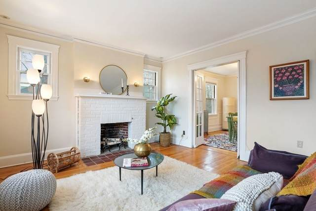 474 Huron Avenue #2, Cambridge, MA 02138 (MLS #72793066) :: The Duffy Home Selling Team