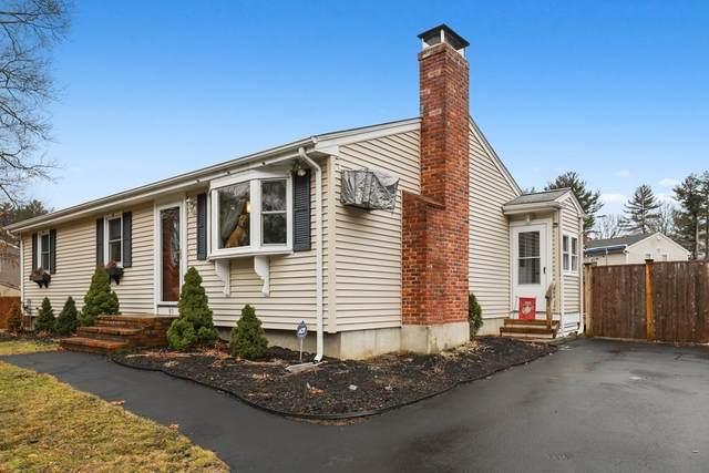 83 Colonial Drive, Taunton, MA 02780 (MLS #72793079) :: revolv