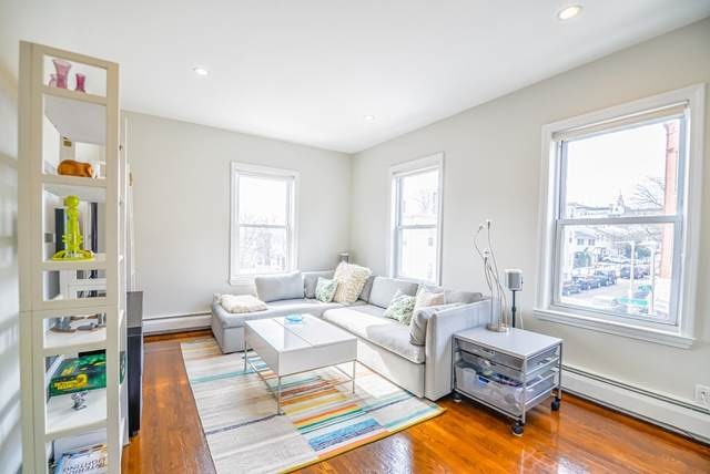 112 H St #2, Boston, MA 02127 (MLS #72793119) :: HergGroup Boston