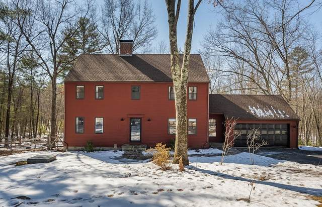 628 Westhampton Rd, Northampton, MA 01062 (MLS #72793193) :: The Duffy Home Selling Team