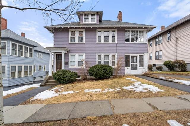 45-47 Lewis Rd, Belmont, MA 02478 (MLS #72793259) :: The Gillach Group