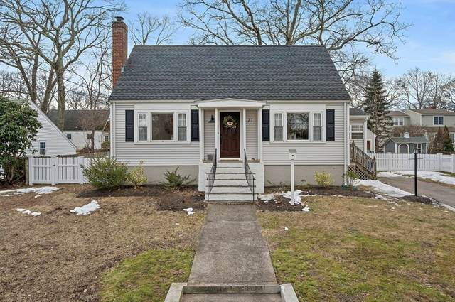 71 Winthrop Ave, Braintree, MA 02184 (MLS #72793302) :: Conway Cityside