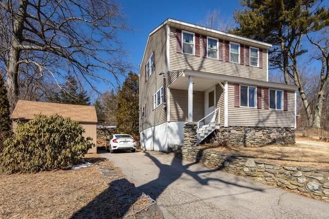 101 Wheelock, Millbury, MA 01527 (MLS #72793312) :: Spectrum Real Estate Consultants