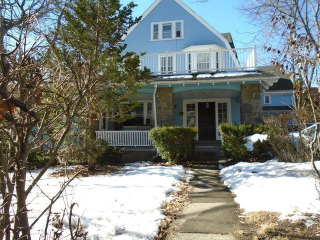 155 Kilsyth Rd, Boston, MA 02135 (MLS #72793337) :: The Gillach Group