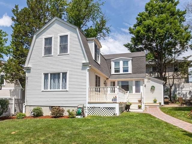 10 Whitlowe Road, Newton, MA 02465 (MLS #72793352) :: Boylston Realty Group